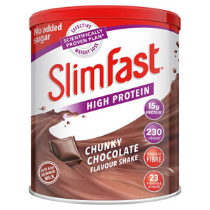 Slim Fast Chocolate Shake 12 Serving