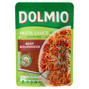 Dolmio Microwave Bolognese Original Pouch