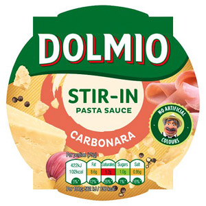 Dolmio Stir In Carbonara