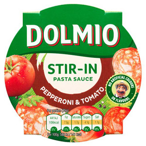 Dolmio Stir In Spicy Pepperoni & Tomato