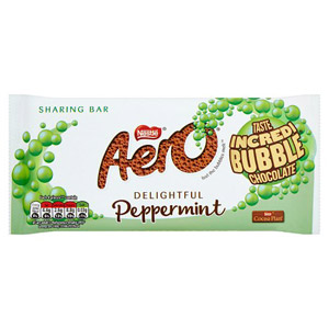 Aero Peppermint Chocolate Bar