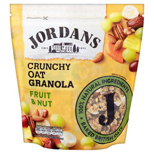 Jordans Crunchy Luxury Fruit and Nut