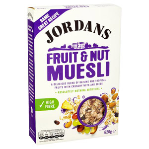 Jordans Fruit & Nut Muesli