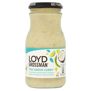 Loyd Grossman Green Thai Curry