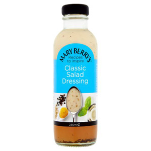 Mary Berry Salad Dressing