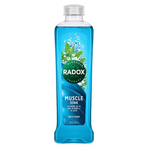 Radox Herbal Bath Muscle Soak