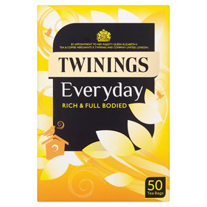 Twinings Everyday 50 Teabags