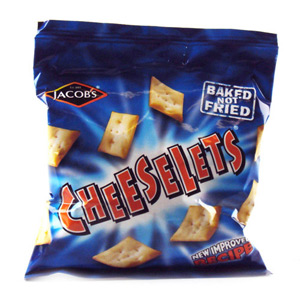 Jacobs Cheeselets