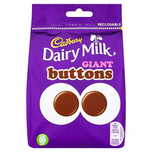 Cadburys Giant Buttons