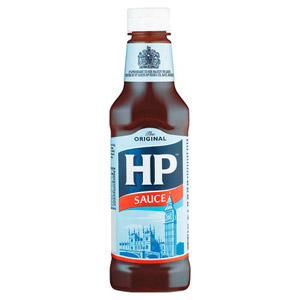 HP Top Down Brown Sauce