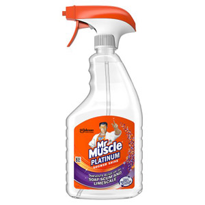 Mr Muscle Shower Shine 5in1