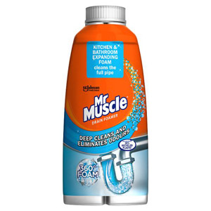 Mr Muscle Drain Foamer