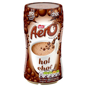 Aero Instant Chocolate Drink