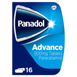 Panadol Advance 16 Tablets