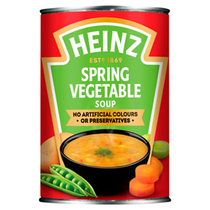 Heinz Spring Vegetable Soup