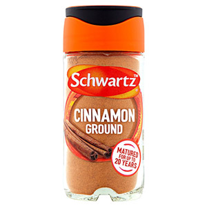 Schwartz Ground Cinnamon Jar