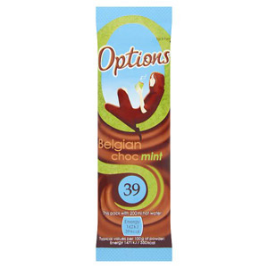 Options Instant Mint Madness Sachet