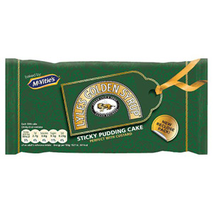 McVities Golden Syrup Cake