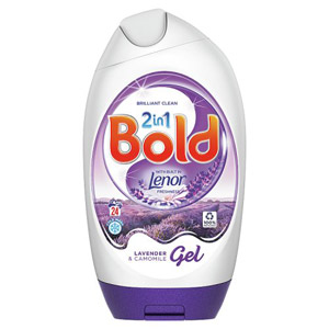 Bold 2 in 1 Gel Lavender and Camomile 24 Wash Gel