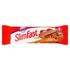 Slim Fast Chocolate Caramel Bar