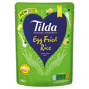 Tilda Steamed Egg Fried Rice