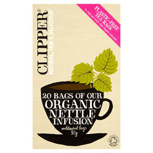 Clipper Organic Nettle Teabags 20s