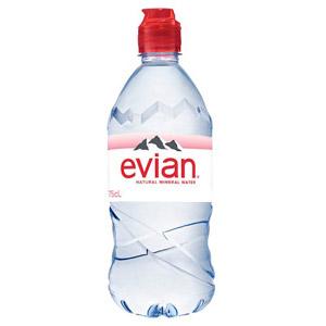 Is Evian Water Naturally Alkaline