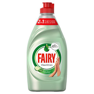 Fairy Clean and Care Aloe Washing Up Liquid