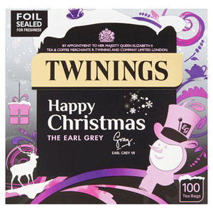 Twinings Earl Grey 100 Teabags
