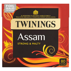 Twinings Assam 80 Teabags