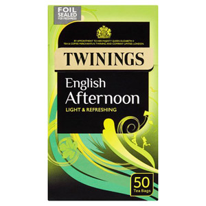 Twinings English Afternoon Tea 50