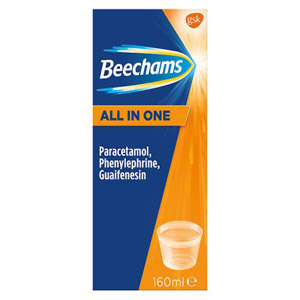Beechams All In One 8 Dose
