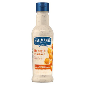 Hellmanns Honey and Mustard Dressing