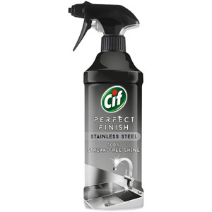 Cif Stainless Steel Cleaning Spray