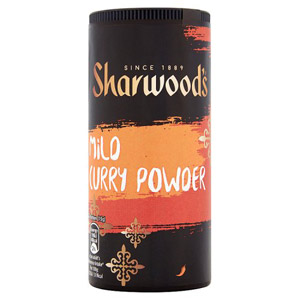 Sharwoods Mild Curry Powder