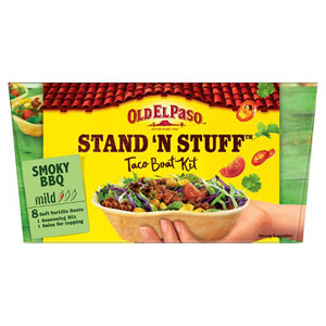 Old El Paso Stand N Stuff Taco Kit