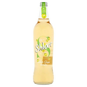 Shloer Sparkling White Grape Juice