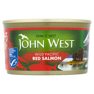 John West Red Salmon