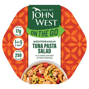 John West Lunch On The Go Mediterranean