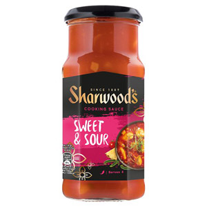 Sharwoods Sweet and Sour Sauce