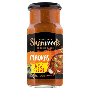 Sharwoods Madras Sauce