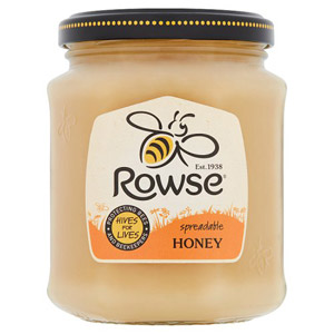Rowse Pure Natural Blossom Set Honey
