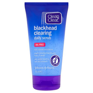 Clean & Clear Blackhead Daily Scrub