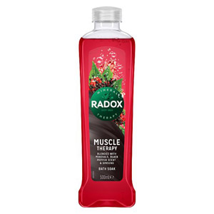 Radox Men Muscle Therapy Bath Soak