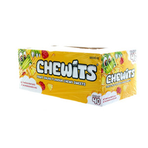 Chewits Fruit Salad x 40