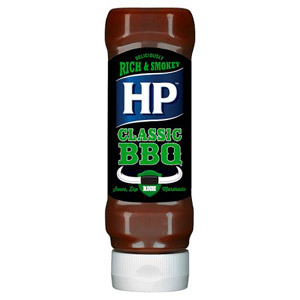 HP Classic Barbeque Woodsmoke Sauce