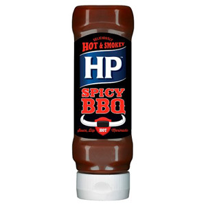 HP Spicy Barbecue Woodsmoked Sauce