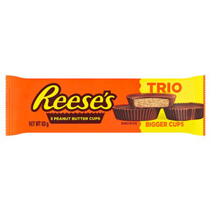 Hersheys Reeses Peanut Butter Cups 3 Pack