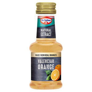 Dr. Oetker Valencian Orange Extract
