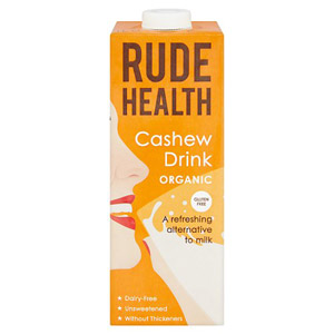 Rude Health Longlife Unsweetened Cashew Drink